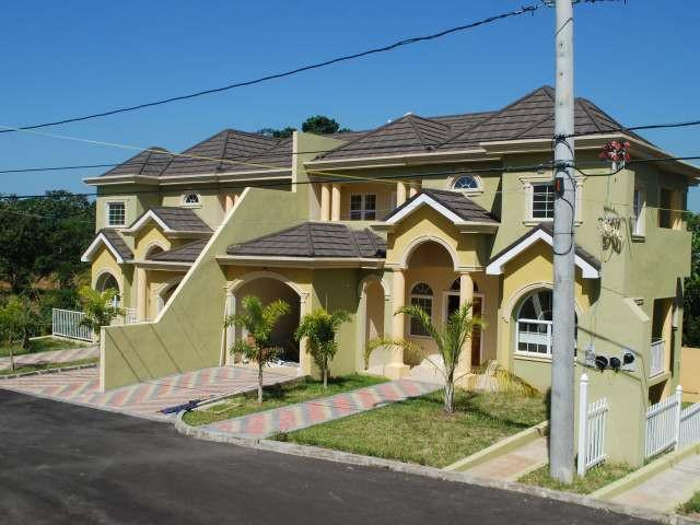 Townhouse mandeville for 2 bedroom apartment for rent in mandeville jamaica