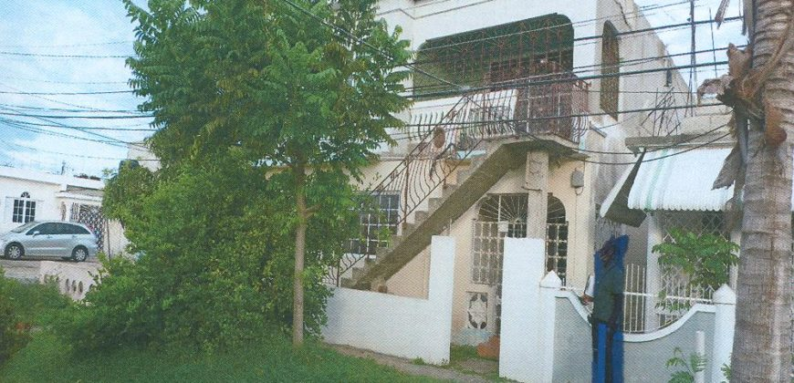 Nht Private Treaty 2 Storey House For Sale In Portmore