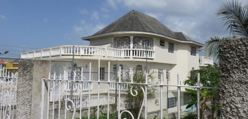 Nursing home business property for sale in montego bay