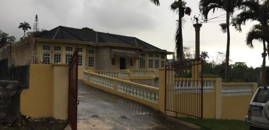 House in mandeville for sale comes with games room gym laundry